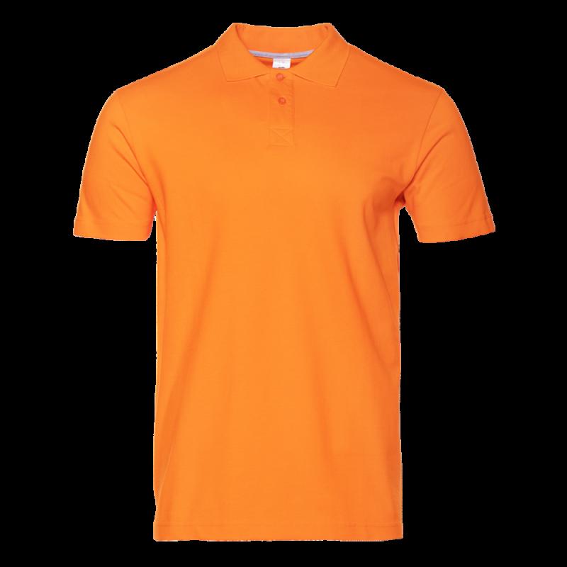Рубашка 04U_Оранжевый (28) (XL/52)