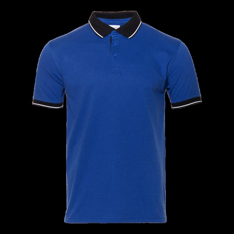 Рубашка 04C_Синий/Чёрный (16/20) (XL/52)