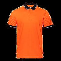 Рубашка 04C_Оранжевый/Чёрный (28/20) (XXL/54)