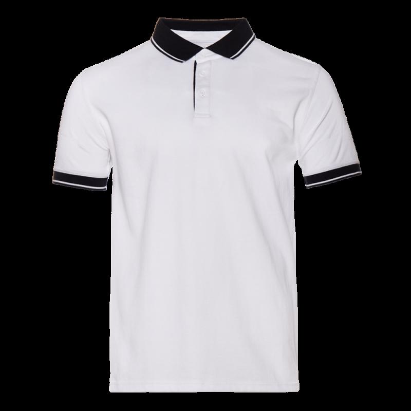 Рубашка 04C_Белый/Чёрный (10/20) (L/50)