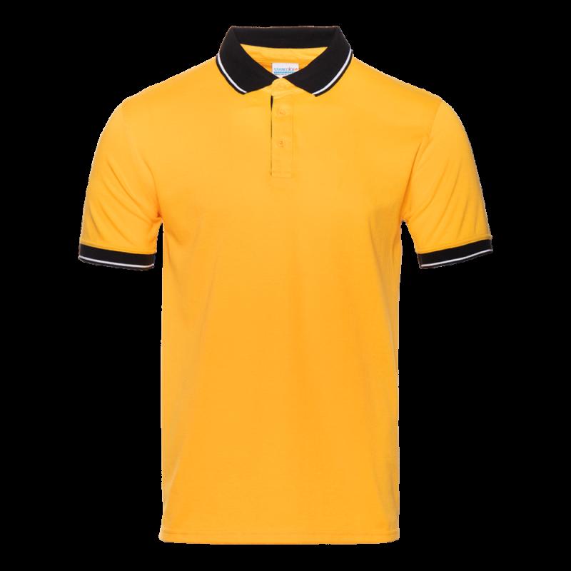 Рубашка 04C_Жёлтый/Чёрный (12/20) (XS/44)