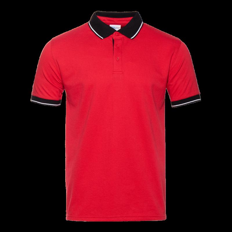 Рубашка 04C_Красный/Чёрный (14/20) (L/50)
