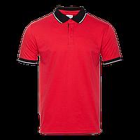Рубашка 04C_Красный/Чёрный (14/20) (XXL/54)