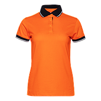 Рубашка 04CW_Оранжевый/Чёрный (28/20) (M/46)