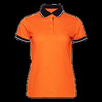 Рубашка 04CW_Оранжевый/Чёрный (28/20) (L/48)