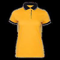 Рубашка 04CW_Жёлтый/Чёрный (12/20) (S/44)