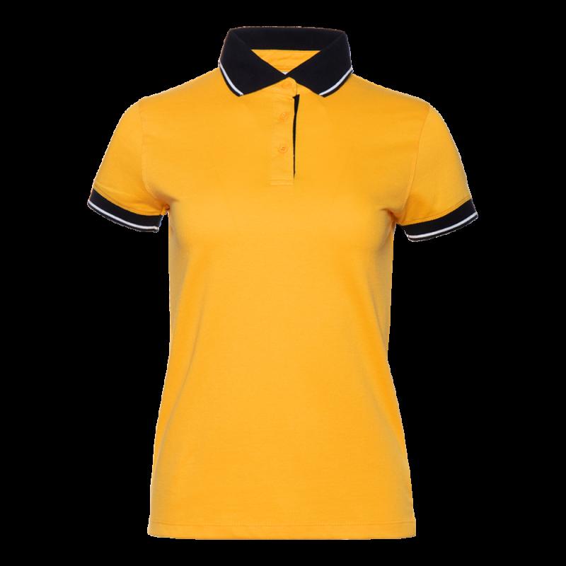 Рубашка 04CW_Жёлтый/Чёрный (12/20) (XL/50)