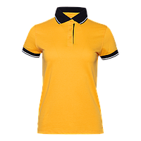 Рубашка 04CW_Жёлтый/Чёрный (12/20) (XS/42)