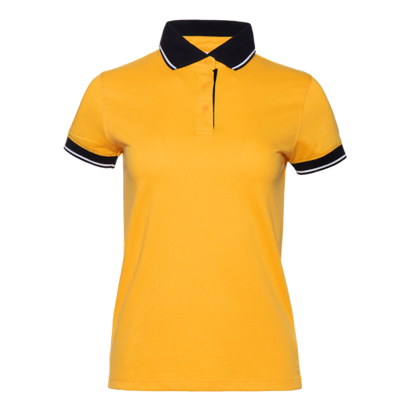 Рубашка 04CW_Жёлтый/Чёрный (12/20) (M/46)