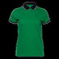Рубашка 04CW_Зелёный/Чёрный (30/20) (M/46)