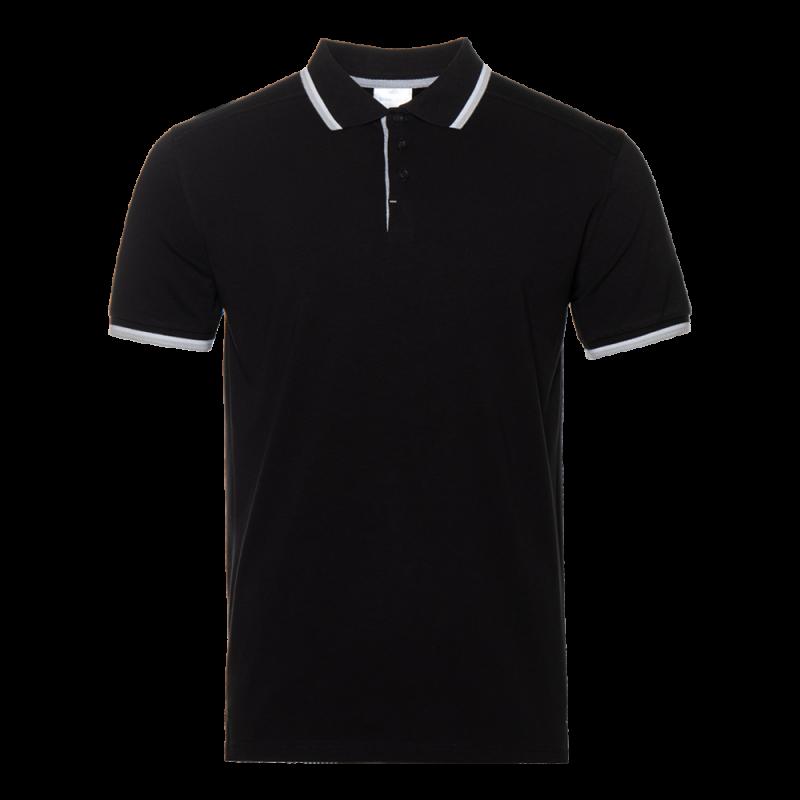 Рубашка 05_Чёрный (20) (S/46)