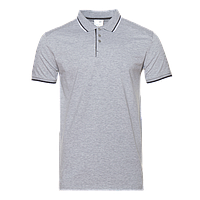 Рубашка 05_Серый меланж (50) (M/48)