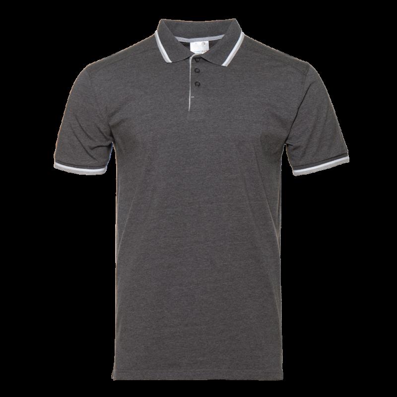 Рубашка 05_Тёмный меланж (60) (XS/44)