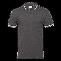 Рубашка 05_Тёмный меланж (60) (XL/52)