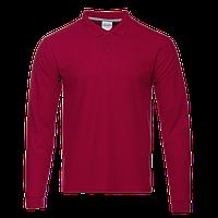 Рубашка 04S_Бордовый (66) (S/46)