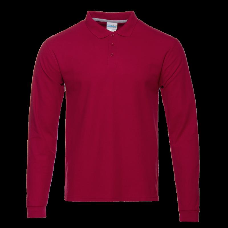 Рубашка 04S_Бордовый (66) (XL/52)