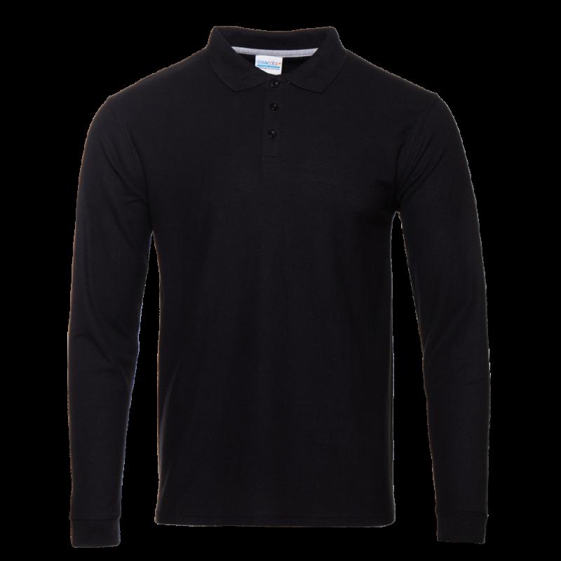 Рубашка 04S_Чёрный (20) (XL/52)