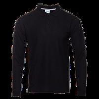 Рубашка 04S_Чёрный (20) (S/46)