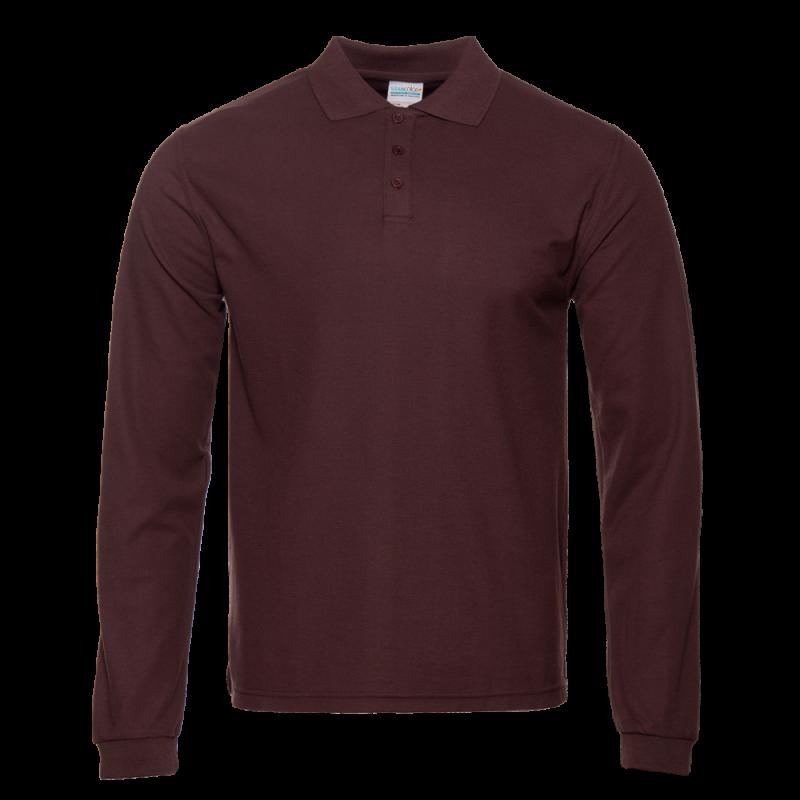 Рубашка 04S_Т-шоколадный (107) (S/46)