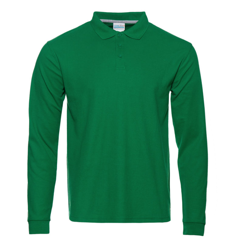 Рубашка 04S_Зелёный (30) (L/50)