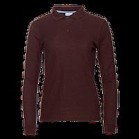 Рубашка 04SW_Т-шоколадный (107) (S/44)