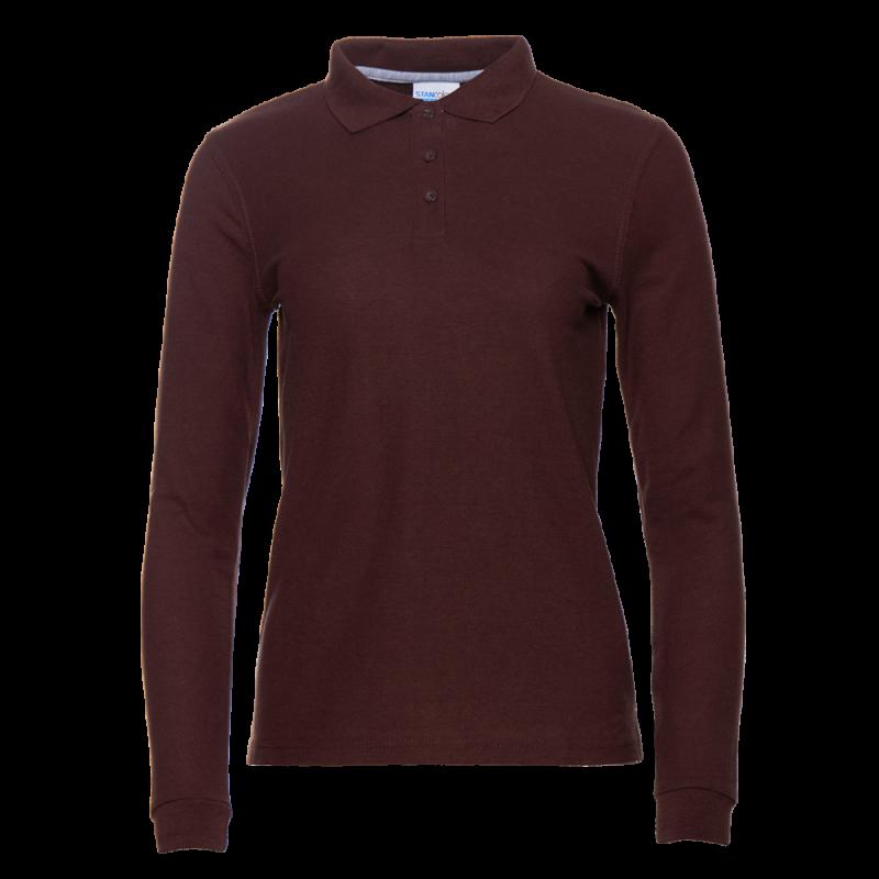 Рубашка 04SW_Т-шоколадный (107) (M/46)