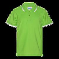 Рубашка 04TJ_Ярко-зелёный (26) (12 лет)