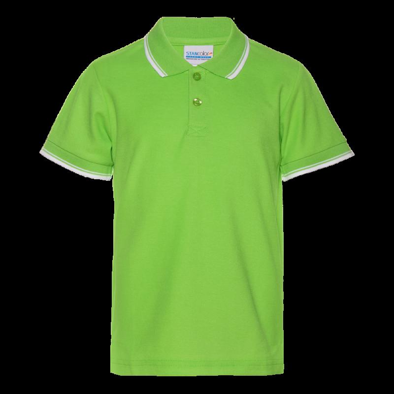 Рубашка 04TJ_Ярко-зелёный (26) (6 лет)