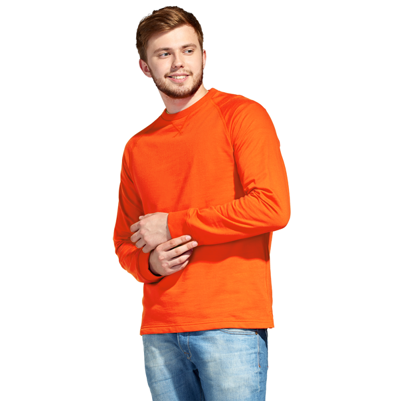 Толстовка 60_Оранжевый (28) (M/48)