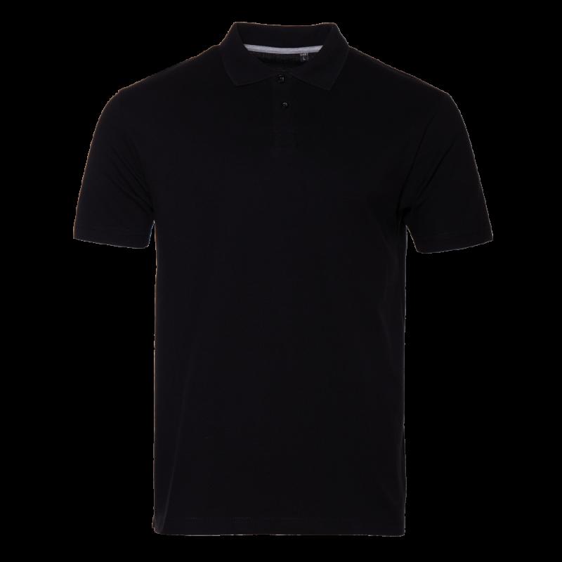 Рубашка 04B_Чёрный (20) (XL/52)