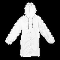 Дождевик на кнопках 301_Белый (10) (XS/44)