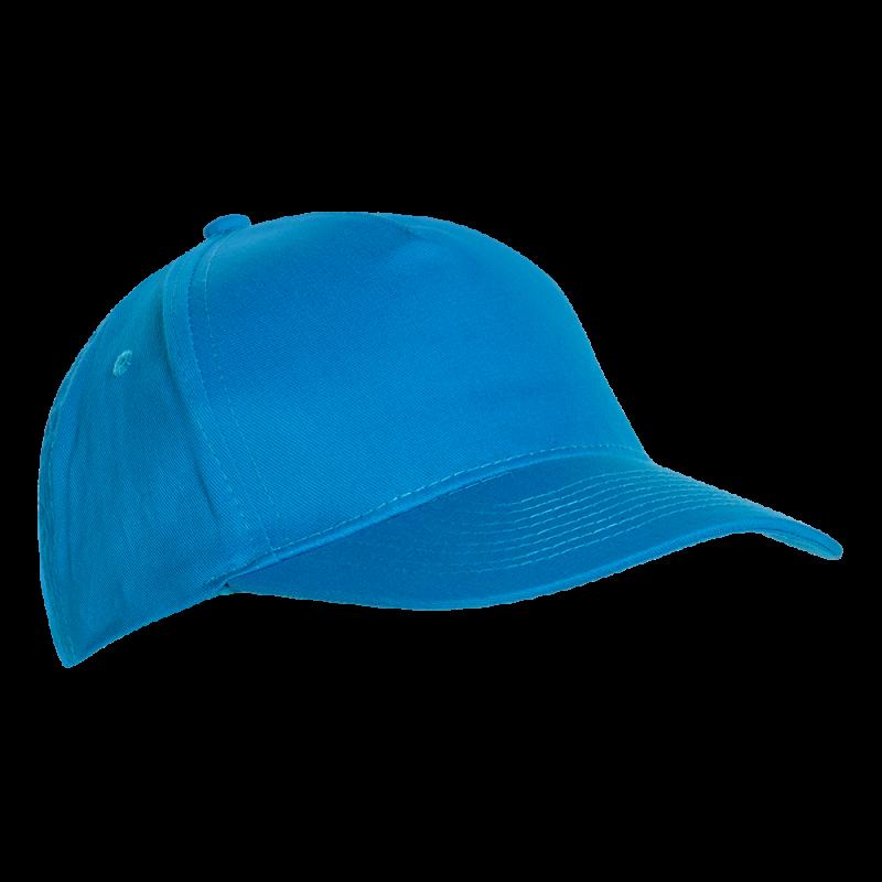 Бейсболка 10L_Лазурный (40) (56-58)