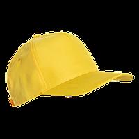 Бейсболка 10P_Жёлтый (12) (56-58)