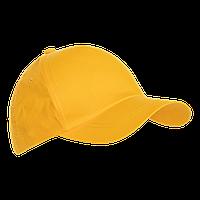 Бейсболка 10U_Жёлтый (12) (56-58)