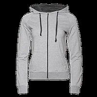 Толстовка 61W_Серый меланж (50) (XL/50)