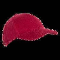 Бейсболка 11_Бордовый (66) (56-58)
