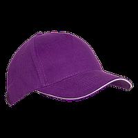 Бейсболка 11K_Фиолетовый (94) (56-58)