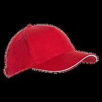 Бейсболка 11K_Красный (14) (56-58)