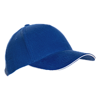 Бейсболка 11K_Синий (16) (56-58)