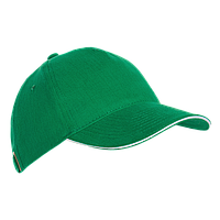 Бейсболка 11K_Зелёный (30) (56-58)