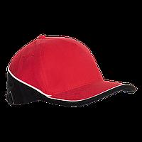 Бейсболка 11TC_Красный (14) (56-58)