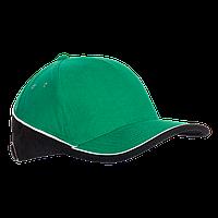 Бейсболка 11TC_Зелёный (30) (56-58)