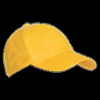 Бейсболка 10JU_Жёлтый (12) (52-54)
