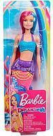 Barbie Дримтопия Кукла Barbie Русалочка в голубом топе