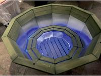 Подсветка внутри чана (лента светодиодная)