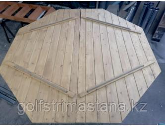 Крышка из кедра /  для чана 1650 мм, 1850 мм