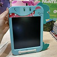 Детский планшет для рисования синий