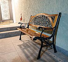 Скамейка садовая (ZT-132)