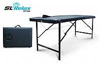 Массажный стол складной Optima SLR-6 (серый)