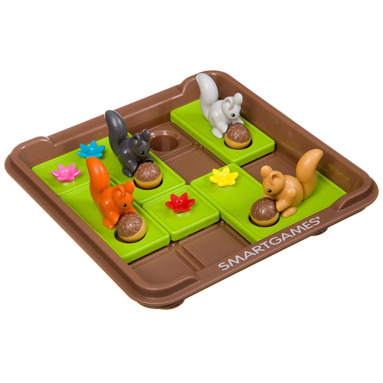 Настольная игра: Запасливые белки - фото 3